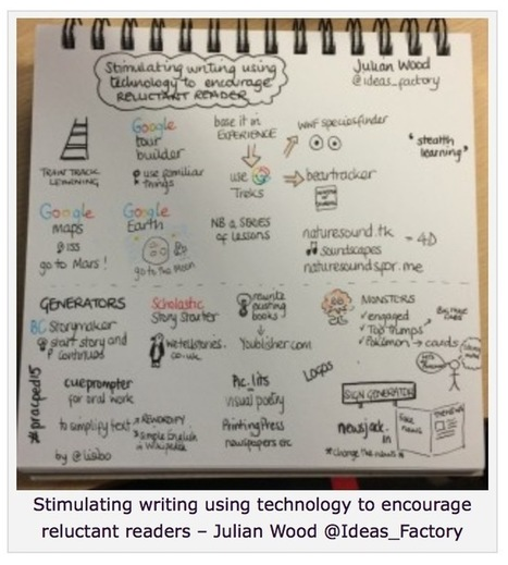 Sketch-noting and beyond: let your students choose their own note-taking strategy! | Teaching & Learning Resources | Scoop.it