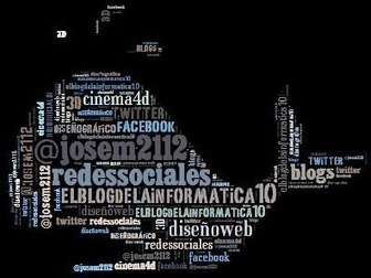 Nube de palabras con Tagxedo | Tecnología digital | Scoop.it