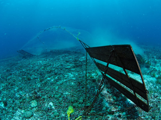 Bottom Trawling: Scraping the Seabed Clean. An...