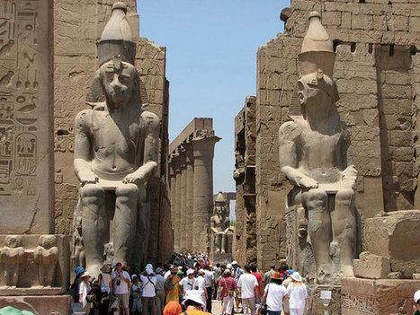 Le tourisme égyptien reprend des couleurs | Égypt-actus | Scoop.it