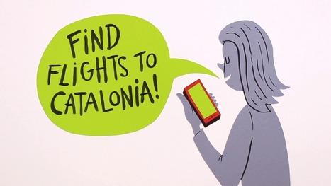 The Guardian utilitza Catalunya en una animació sobre el futur de les cerques a internet   Soma   Scoop.it