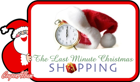 Discount Coupons and Sales for Last-Minute Christmas Shopping | Online Shopping Blog | Coupons & Deals | Scoop.it