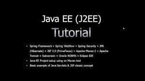 J2EE Frameworks Tutorials | Java Frameworks Tutorials | Scoop.it