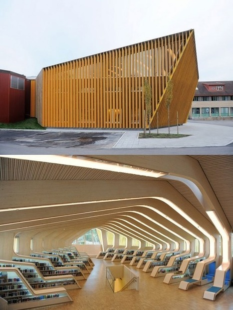 The 25 Most Beautiful Public Libraries in the World | architecture | Scoop.it