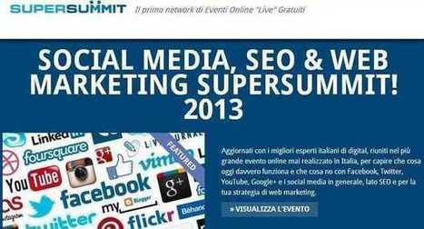 Con SuperSummit lezioni gratuite su social media, seo e web ... - Leggo.it | strumenti seo | Scoop.it