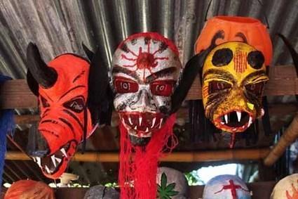 Noche de espantos en Masaya | Máscaras | Scoop.it
