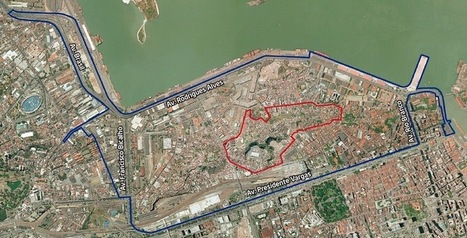 The Port's Discontents | Urban planning and megaevents: Rio x JO x World Cup | Scoop.it
