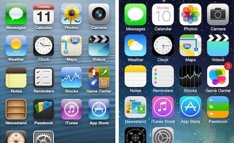 4 Big Design Changes in iOS 7 that Every App Developer Should Know   Claves para una relación exitosa con tu cliente   Scoop.it