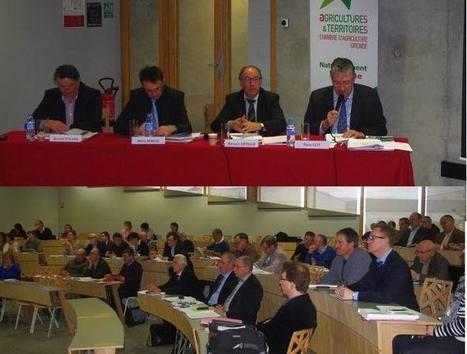 Les chambres régionales d'agriculture Aquitaine-Poitou-Charentes-Limousin n'en feront qu'une | Agriculture en Dordogne | Scoop.it
