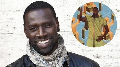Omar Sy s'invite au concert de Stromae, tout simplement formidable !   News in the French class   Scoop.it