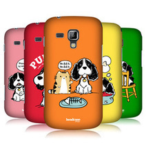 Head Case Designs Oscar and Howard Back Case for Samsung Galaxy S Duos S7562   Mobile Phones Stuff   Scoop.it