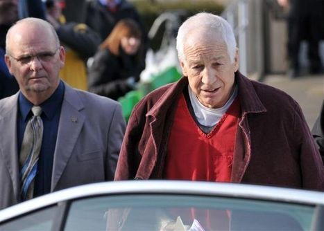 Jerry Sandusky's appeal denied by Pa. Supreme Court | State College Criminal Defense | Scoop.it
