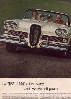 MediaPost Publications Roy Brown, 96, Designed The Edsel's 'Horsecollar' 03/05/2013 | A Cultural History of Advertising | Scoop.it