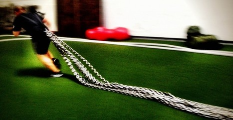 10 Chain Exercises Guaranteed to Develop Massive Strength and Mental Toughness. | Fight Camp Conditioning | Fitness Facts | Scoop.it