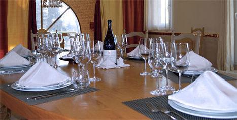 Châteauneuf du Pape : La table d'Alain Jaume | Le Vin en Grand - Vivez en Grand ! www.vinengrand.com | Scoop.it