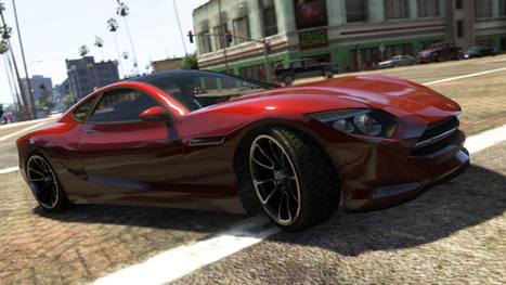 More Details and Screens from the Grand Theft ... - Rockstar Games | Graphics | Scoop.it