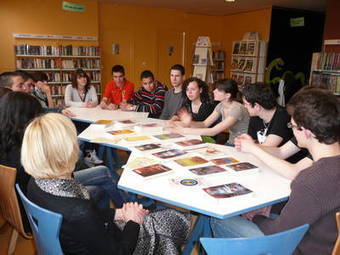 Passerelle : quand la frontière entre romans jeunesse et adulte n'existe plus... : Bibliothèques d'Angers   Action culturelle   Scoop.it