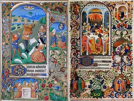Ancient Masters Of The Illuminated Manuscripts | promienie | Scoop.it