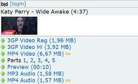 Tubidy Mp4 Videos - Download Tubidy.com MP4 Audio Songs | Tech bloggerz | Scoop.it