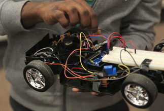 Car of the future? Essex County College students design brain wave-controlled model car | STEM Connections | Scoop.it