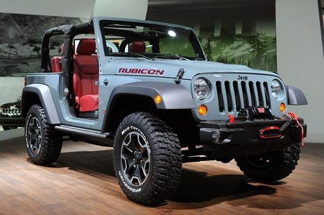 2013 Jeep Wrangler Rubicon 10th Anniversary Edition...Can you say AWESOME! | Dwayne Does Dodge | Scoop.it