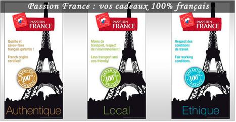 Cadeaux français, produits made in France, souvenirs - Passion France | CAP21 | Scoop.it