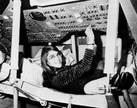 5 female coders who changed the world | Middle School Computer Science | Scoop.it