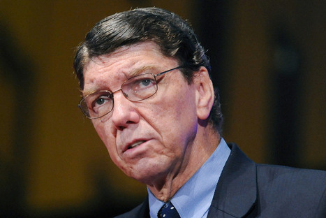Clayton Christensen Responds to New Yorker Takedown of 'Disruptive Innovation' | Disruptive Innovation in Academic Libraries | Scoop.it