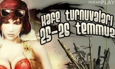 25-26 Temmuz Point Blank PC Kafe Turnuvalar | DurmaPlay | Scoop.it