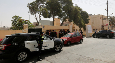 Jordanian writer killed outside court before trial over 'Islam-insulting' cartoon | Saif al Islam | Scoop.it