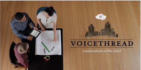 VoiceThread - Conversations in the cloud | eTools for the Smart Teacher | Scoop.it