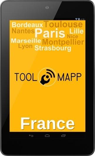 Toolmapp : un artisan en quelques clics depuis votre mobile ! | Logiciel Gratuit Licence Gratuite | Scoop.it