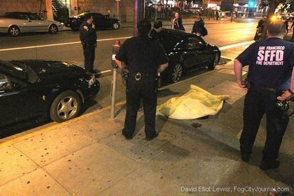 Another Gangland Shootout in the Tenderloin: One Dead, One Wounded - Fog City Journal | San Francisco | Scoop.it