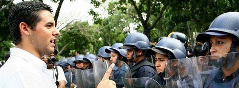 Detienen a opositor venezolano señalado de un plan violento ordenado por EE.UU. | Global politics | Scoop.it