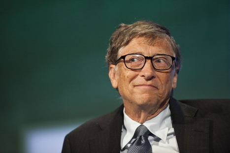 Charles Schwab: Bill Gates Needs to Return to Microsoft | M-learning, E-Learning, and Technical Communications | Scoop.it