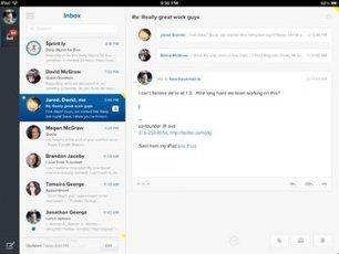 Evomail : nouvelle app e-mail pour iPad - MacPlus   Geeks   Scoop.it