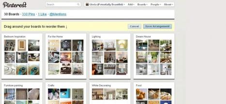 Pinterest: il re-pinning del gusto e la fabbrica collettiva del desiderio | Social Media @comunicazionare | Scoop.it