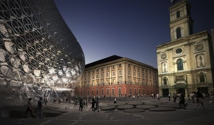 Szervita Square Tower | Zaha Hadid Architects - Arch2O.com | ARCHIresource | Scoop.it