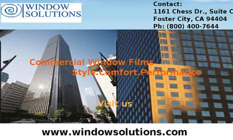 windowsolutions | Window Tint San Jose | Scoop.it