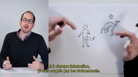 Christoph Niemann : du frigo interactif au bestiaire animé, une histoire de l'interactivité | Narration transmedia | Scoop.it