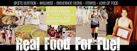 Real Food for Fuel: Celebrate YOU | Health and Wellness Applications | Scoop.it