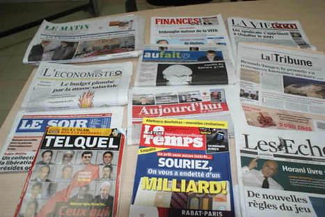 Revue de presse quotidienne marocaine du jeudi 6 mars - Lemag | Pros de la communication | Scoop.it