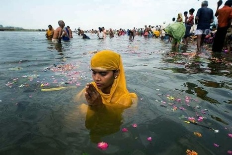 Travel to the Ganges - India's Holiest River | Educationcing | Sara Adam | Scoop.it