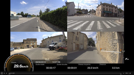 Test complet actioncam Sony HDR-AS200V - MAGAZINEVIDEO.COM | sony | Scoop.it