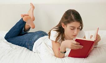 Leitores jovens adultos preferem livros impress...   Litteris   Scoop.it
