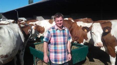 Du Munster pour soutenir les agriculteurs dans le Territoire de Belfort | The Voice of Cheese | Scoop.it