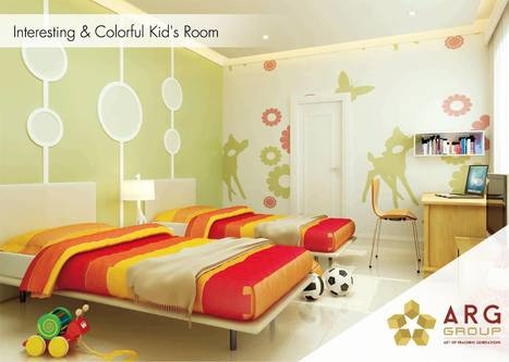 Kid's are so special, they need their own space too. | Residential Projects | Scoop.it