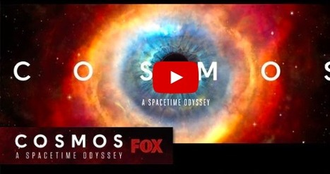 "More storytelling lessons from ""Cosmos"" 