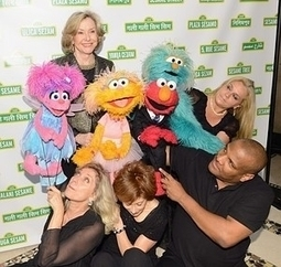 Sesame Workshop Wants Your Kid to Design Video Games - Forbes | games2learn | Scoop.it