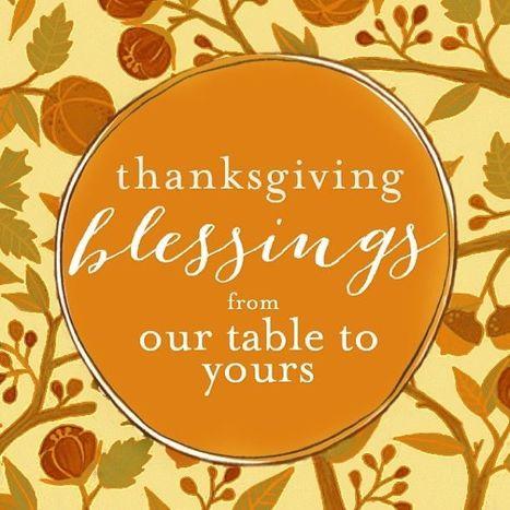 Happy Thanksgiving!! | rlfreedom blog | Scoop.it